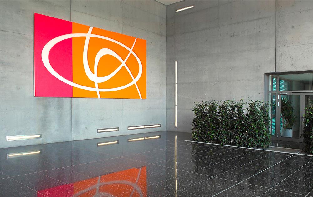 Kunst im Unternehmen - Krick-Iworld, Eibelstadt