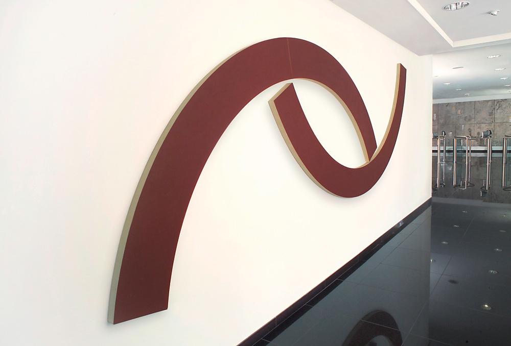 Kunst im Unternehmen - Siemens AG, Erlangen