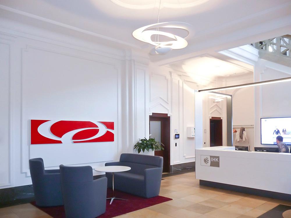 Kunst im Unternehmen - IHK, Nürnberg